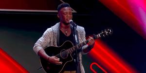 La forza di sopravvivenza e l'umiltà di Samuel Storm porta il suo talento dai barconi al palco di X Factor